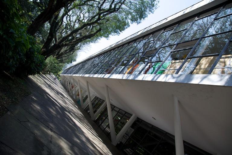 Museu Afro Brasil, Ibirapuera Park