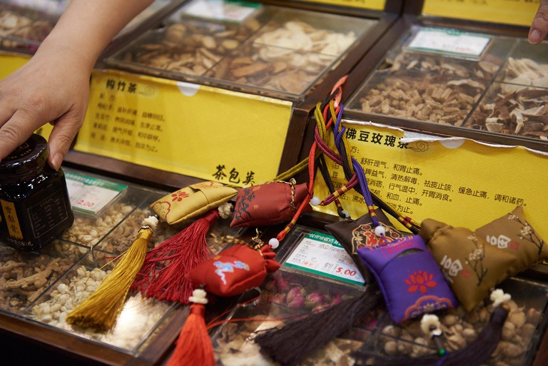 Medicinal Amulets