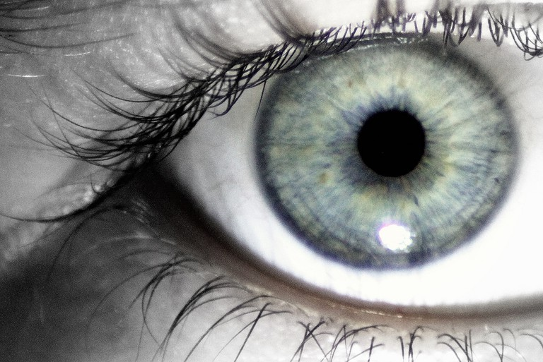 It is illegal to sell eyes and other body parts in Texas