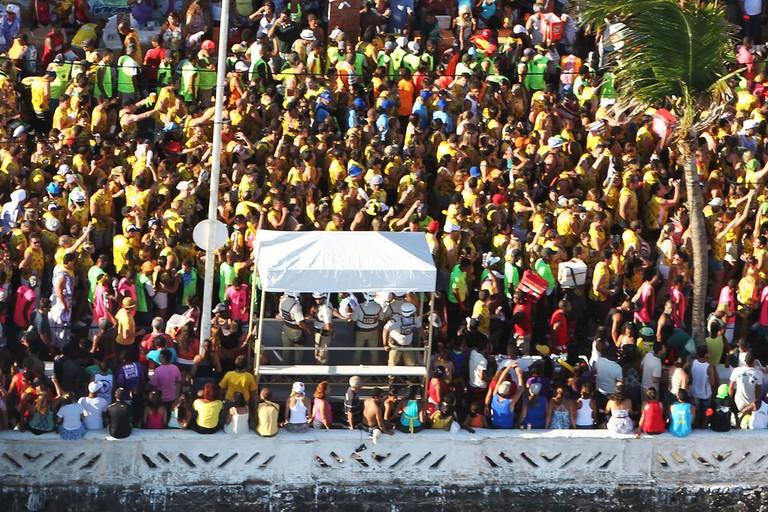 Carnival in Salvador