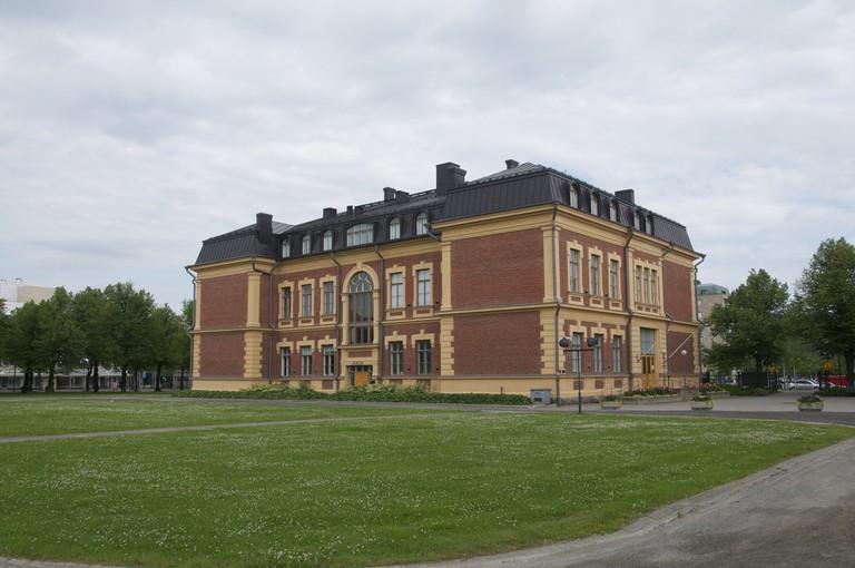 Joensuu Art Museum/ Vestman/ Flickr
