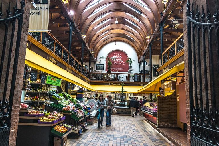 English Market Cork   © William Murphy/Flickr