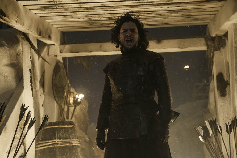 Game of Thrones, series 4 episode 9 'The Watchers on the Wall' | © Sky Atantic HD