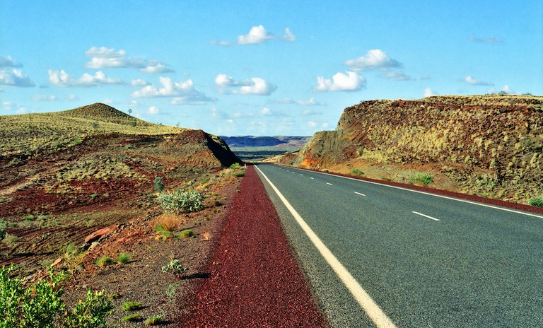 Australian Outback | © aussiejeff