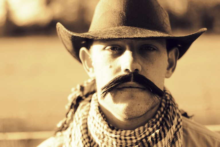 Texas cowboys used to carry wire cutters in their pockets