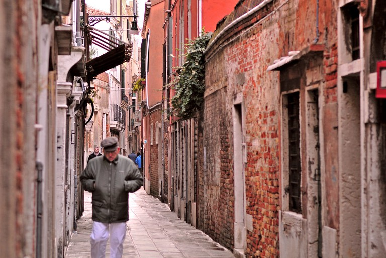 Venetians are being pushed out by rising prices