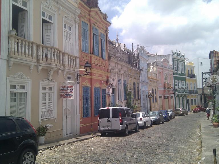 A Pelourinho street I