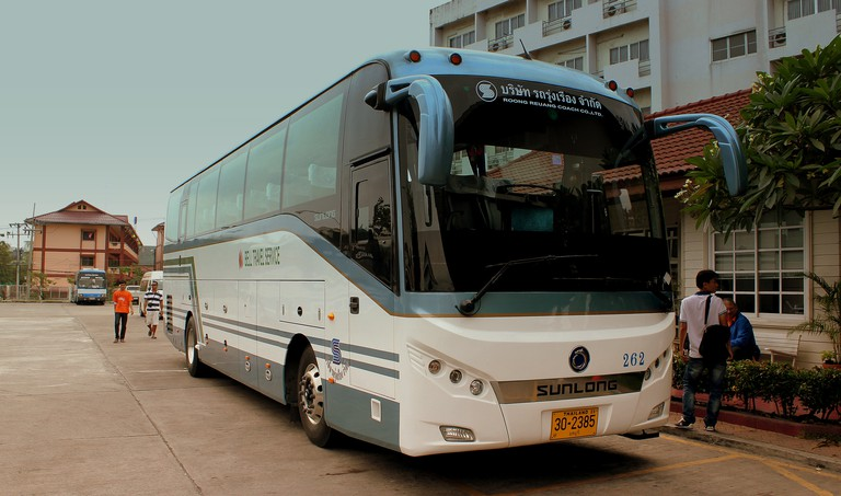 Bell Travel Sunlong Coach FEB 2013
