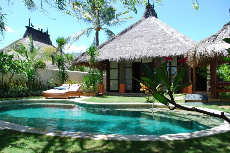 Private villa in Lombok