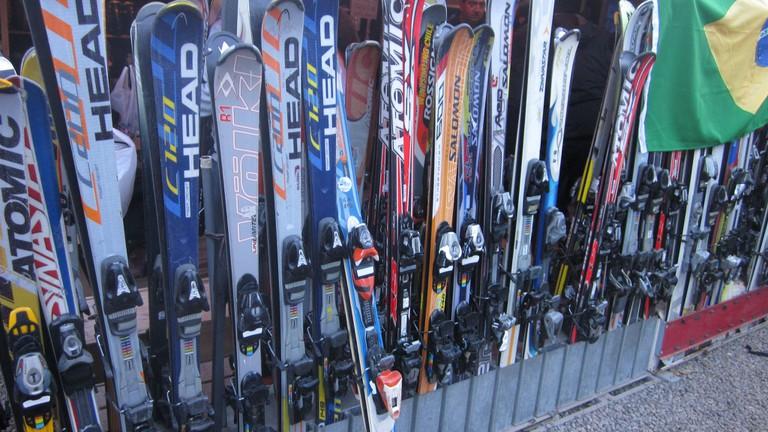 Centro de Ski El Colorado