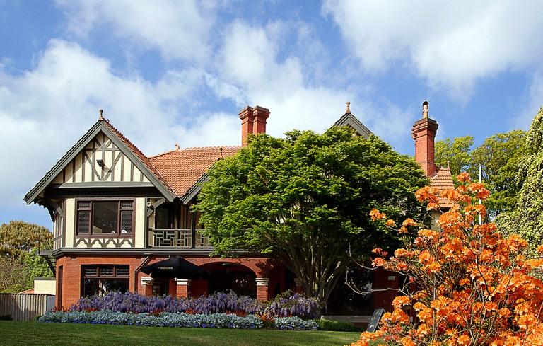 Mona Vale Homestead, Christchurch