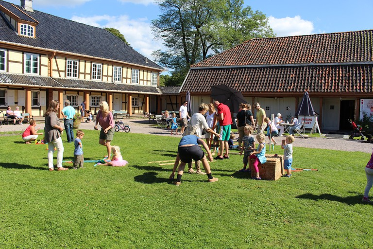 Family day at Oslo Museum