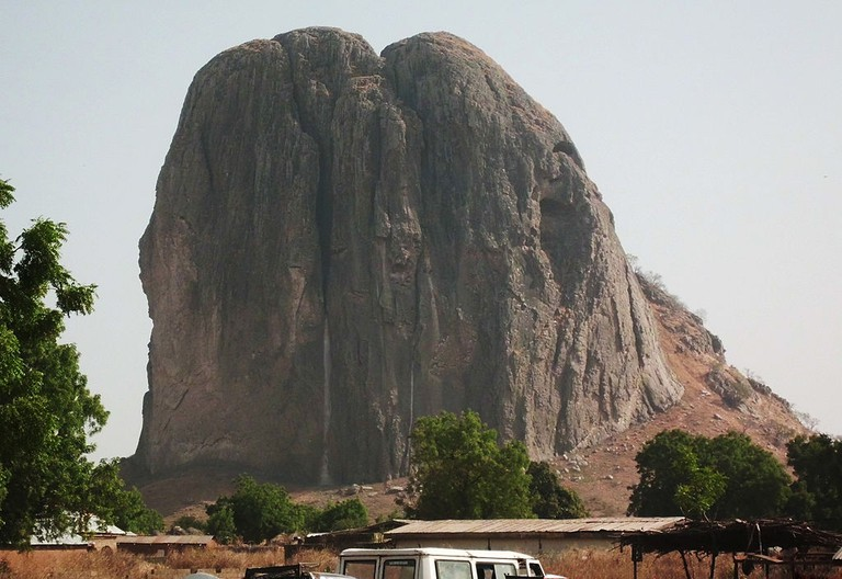 Wase Rock in Jos, Plateau State
