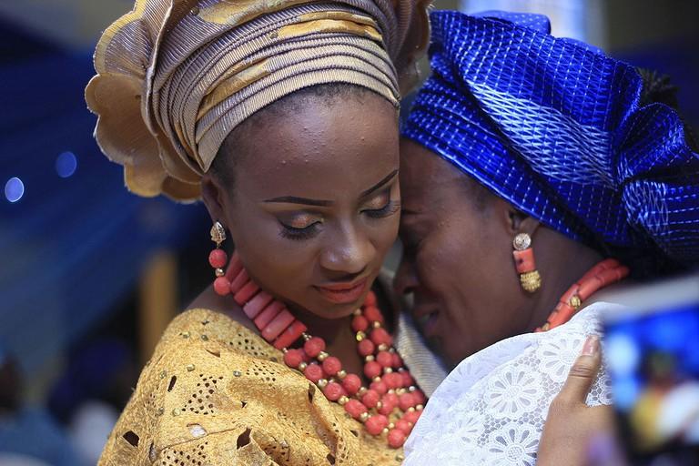 Nigerian Yoruba wedding