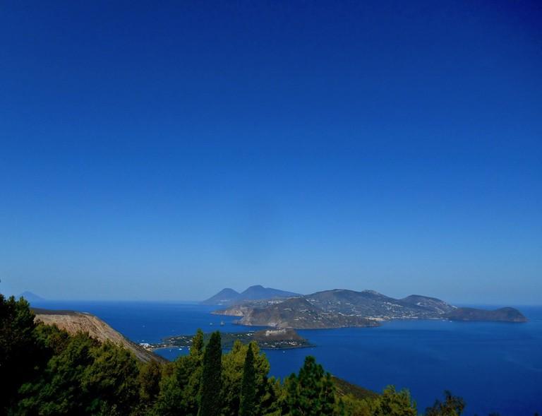 Aeolian Islands I Gillian Longworth McGuire