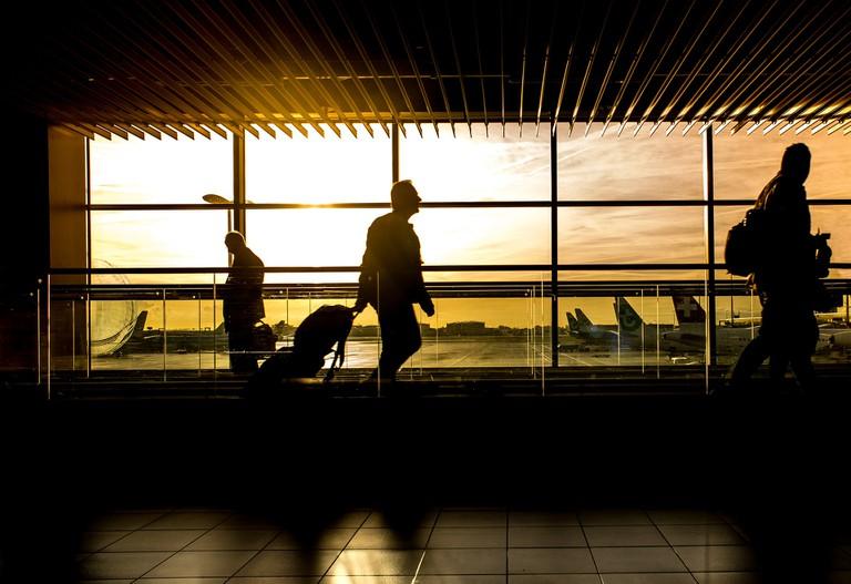 Travelers | © Rudy and Peter Skitterians