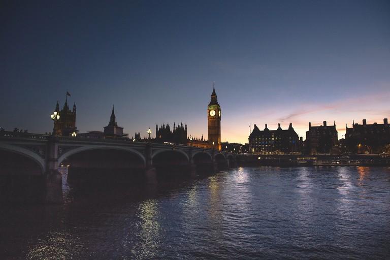 London CC0 Pixabay