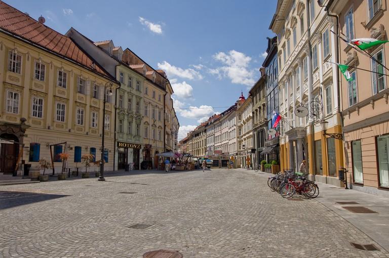Ljubljana Architecture│