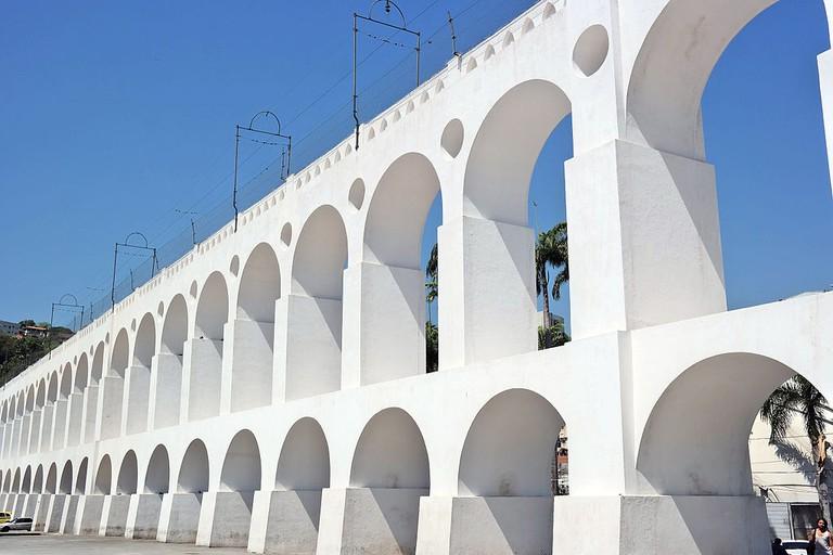 Arcos da Lapa |©Leoaraujo3/WikiCommons