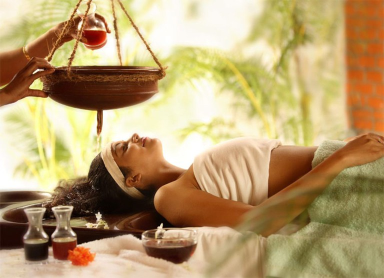 Ayurvedic massage in Kerala | © Adams Homestay Cochin / Flickr
