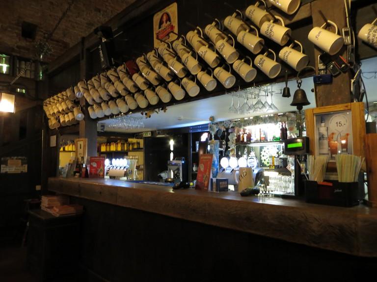 Beer restaurant in Tartu