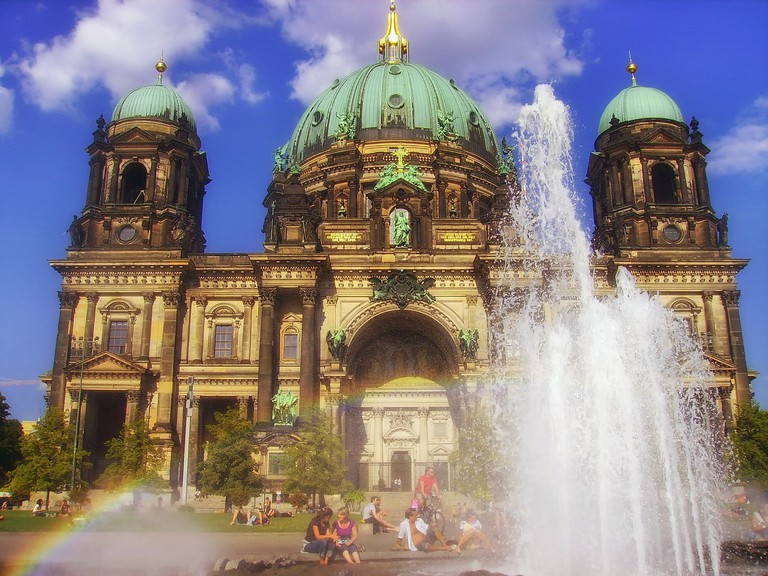 The famous Berlin Cathedral | tpsdave / Pixabay