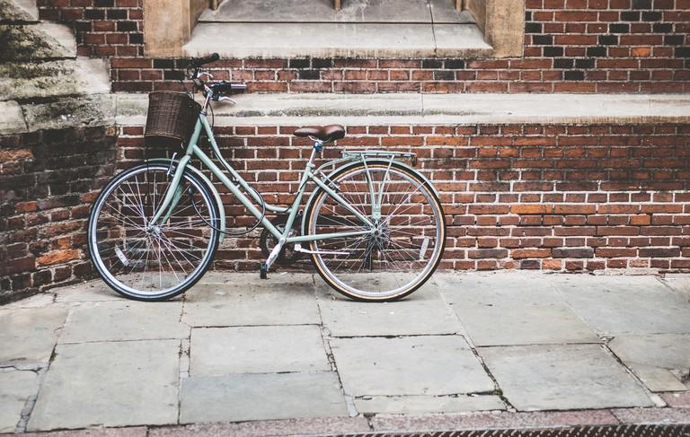 Biking is a total breeze in Rotterdam