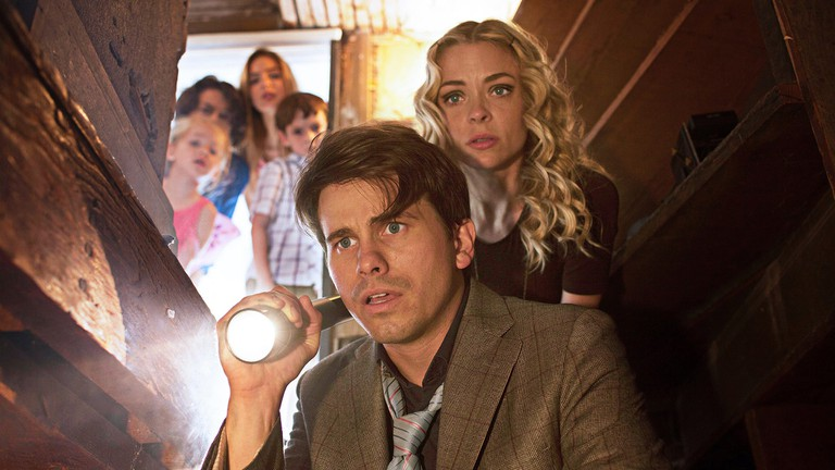 """Jason Ritter and Jaime King in """"Bitch""""   © Company X"""