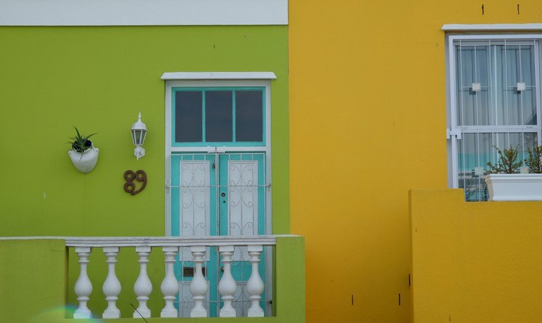 Bo-Kaap is popular for colourful houses and the informative museum
