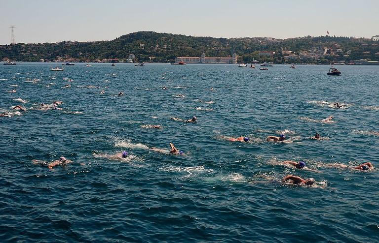 Bosphorus Swim 2016