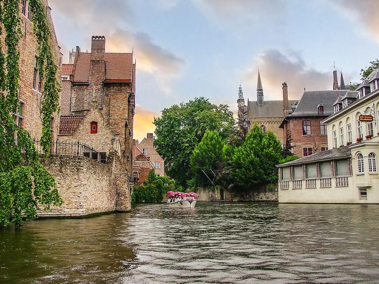 Bruges CC0 Pixabay