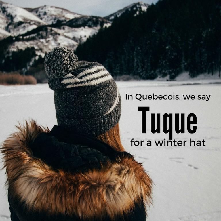 Tuque – Winter hat