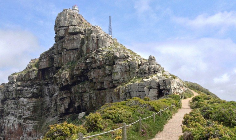 View from the Lighthouse Keeper's Trail, Cape Point