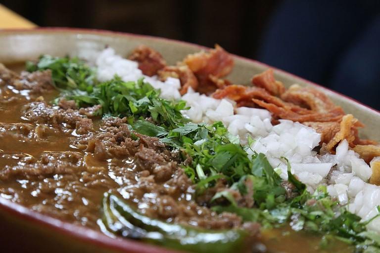 Carne en su jugo | © Pablo Villaseñor / Wikimedia Commons