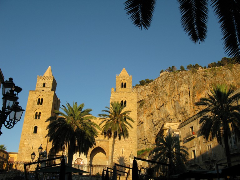 cefalu's duomo©Florent Le Gall:Flickr
