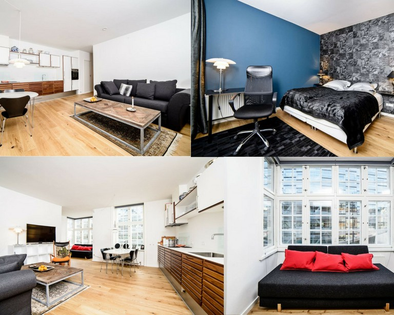 Central located luxurious apartment