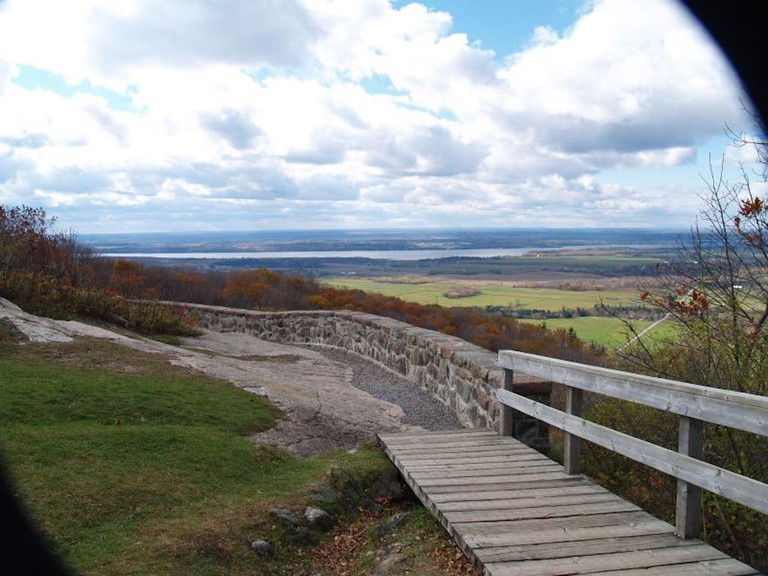 Champlain Trail, Quebec