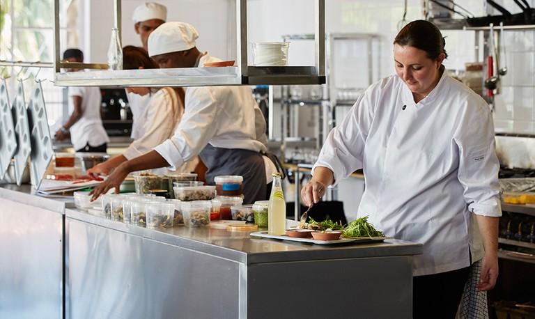 Chefs Restaurant in Cape Town