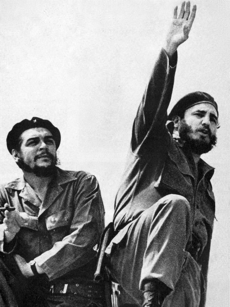 Che and Fidel