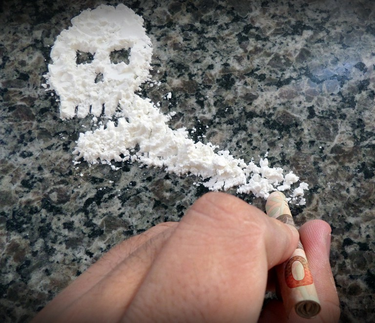 Buying or consuming cocaine isn't likely to end well in Colombia