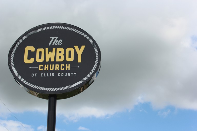 The world's largest cowboy church