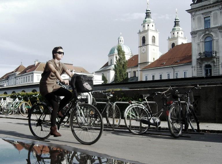Cycling│