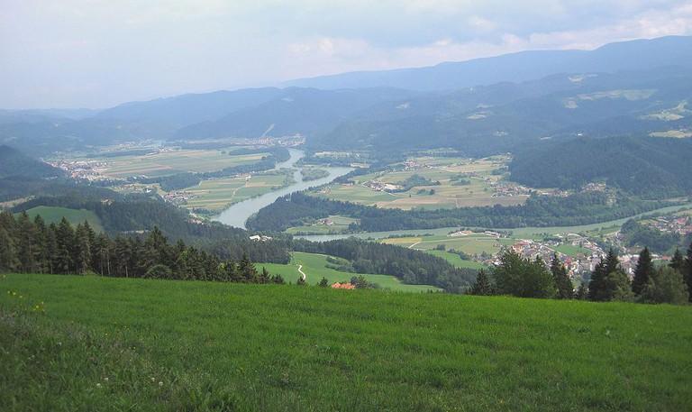Dravska Valley│