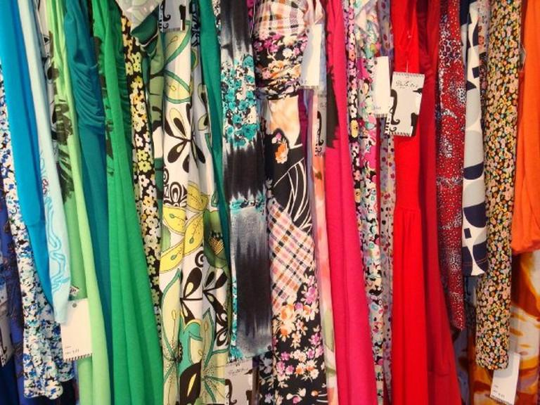 So many dress choices!
