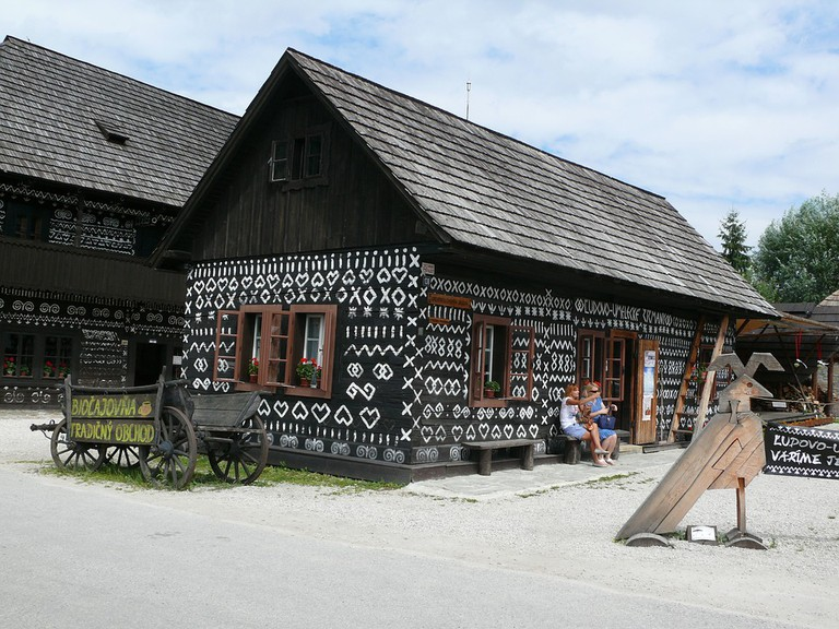 Traditional House in Cicmany