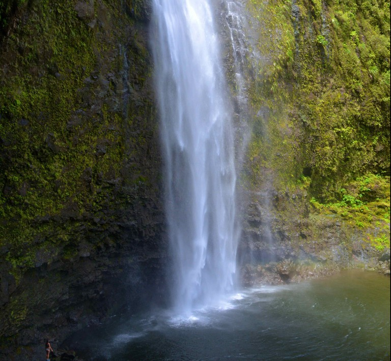 Hanakapiʻai Falls | © GE Keoni