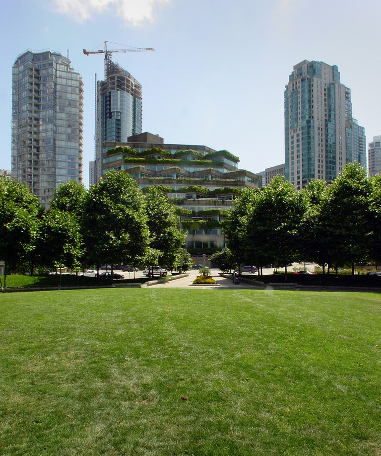 Evergreen Building in Vancouver, Canada