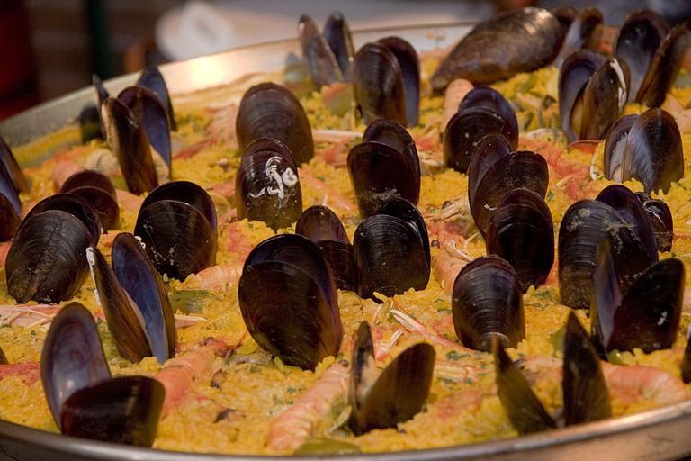 Festival del Marisco, O Grove, Galicia   ©Laura Suarez / Flickr