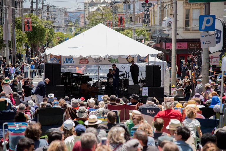 Fillmore Jazz Festival | © Stephen /Flickr