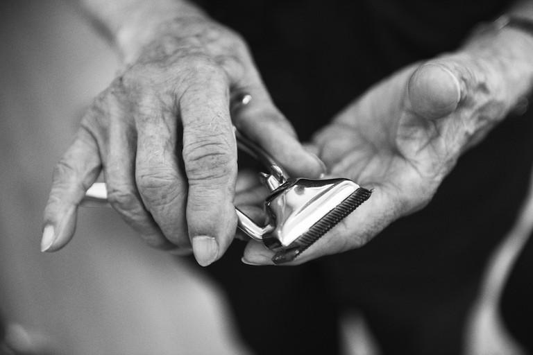 'Meet the World's Oldest Barber' | © INFRINGE